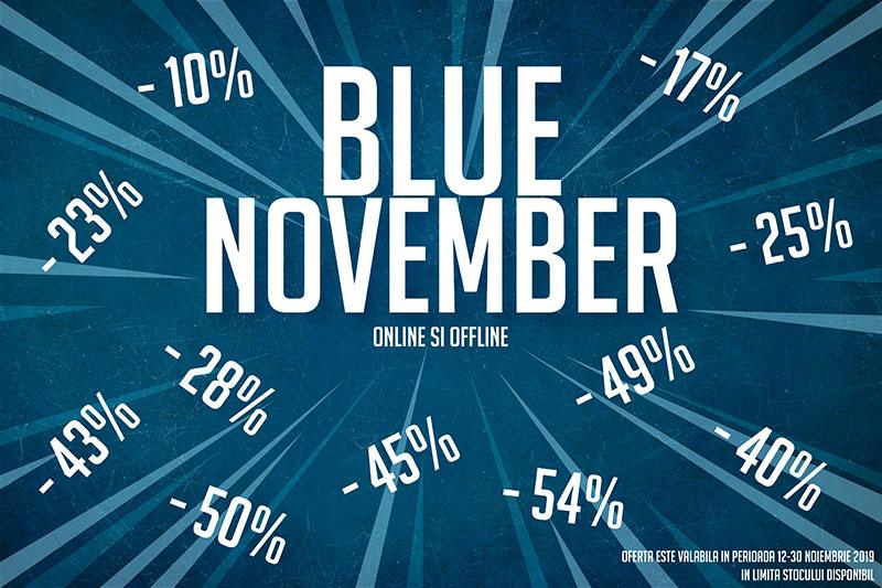 Blue November Universitatea Craiova