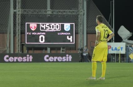 FC Voluntari - Universitatea Craiova 1 - 5 (27.08.2018)