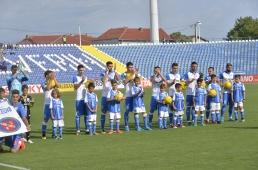 Universitatea Craiova - F. C. Botoșani 1 - 0