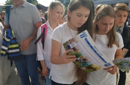 Știința, alături de elevi la deschiderea noului an școlar