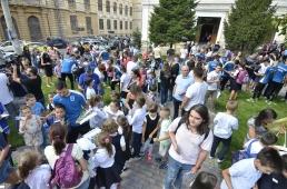 Universitatea Craiova, bucuria elevilor