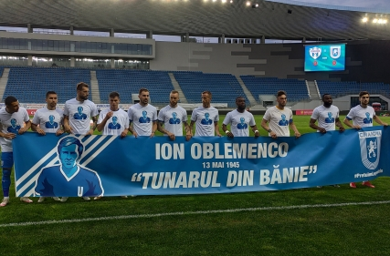 Viitorul Pandurii Tg. Jiu - Universitatea Craiova 2-2 (12.05.2021) Cupa României