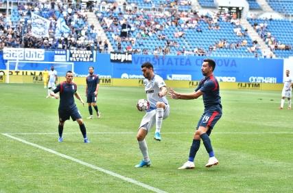 Universitatea Craiova - Chindia Târgoviște 1 - 0 (28.07.2019)