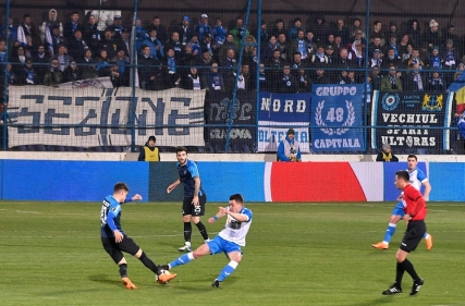 FC Viitorul - Universitatea Craiova 0 - 0, 16.03.2018