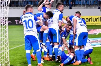 Universitatea Craiova - FC Botoșani 5 - 1, 19.04.2018