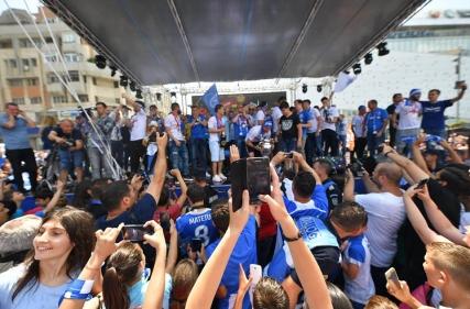 Cupa a ajuns la Craiova, 28.05.2018