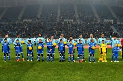 Universitatea Craiova - Gaz Metan Mediaș 2 - 0 (19.12.2018)