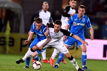 Astra Giurgiu - Universitatea Craiova 0 - 1 (19.04.2019)