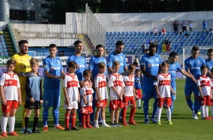 F.C. Botosani - Universitatea Craiova 1-1 (18.08.2019)