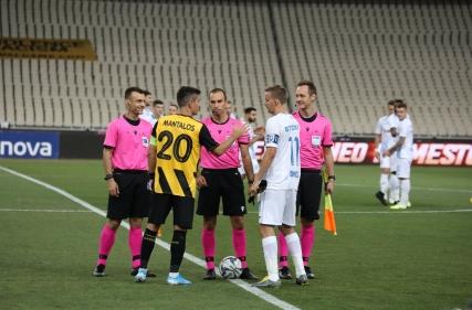AEK Atena - Universitatea Craiova 1-1 (15.08.2019)