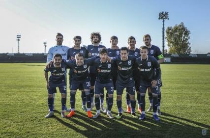 Universitatea Craiova - Zaglebie Lubin 0 - 3 (23.01.2020)