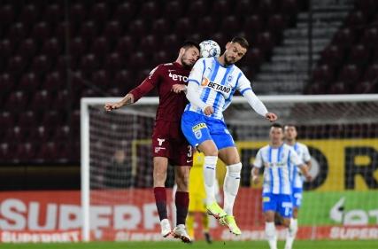 CFR Cluj - Universitatea Craiova 1 - 0 (20.09.2021)