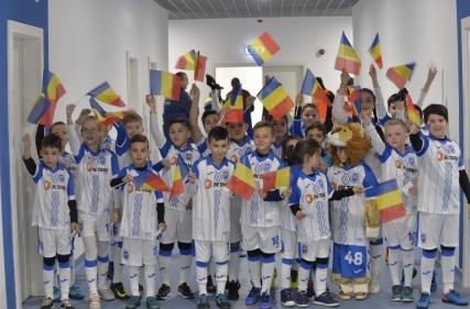Player Escort la Universitatea Craiova - FC Viitorul