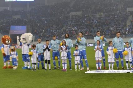Universitatea Craiova - Juventus București 3 - 1
