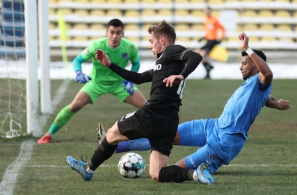Academica Clinceni - Universitatea Craiova 0-0 (14.02.2021)