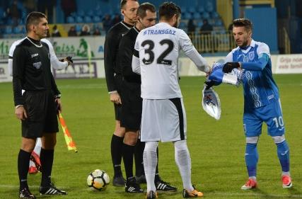 Gaz Metan Mediaș - Universitatea Craiova 0 - 0