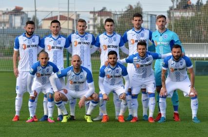 Universitatea Craiova - SV Meppen 2 - 4, 14.01.2018
