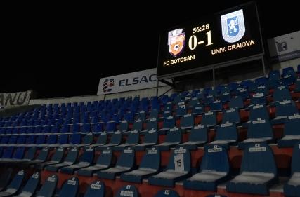 FC Botoșani - Universitatea Craiova 0-1 (11.02.2021) Cupa României
