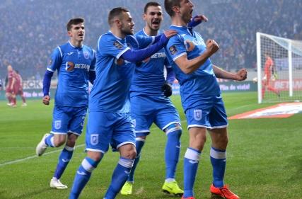 Universitatea Craiova - CFR Cluj 2 - 0 (10.02.2019)