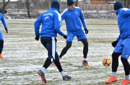 Primul antrenament al lui Gardoș la Știința, 20.02.2018