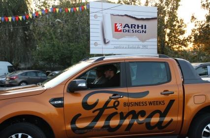 Universitatea Craiova & Ford Plusauto, parteneriat pentru performanță