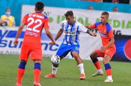 FCSB - Universitatea Craiova 4 - 1 (25.07.2021)