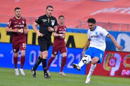 universitatea Craiova - CFR Cluj 1-3 (15.05.2021)