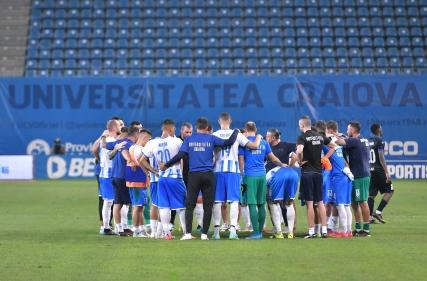 Universitatea Craiova - FK Laci 0 - 0 (29.07.2021)