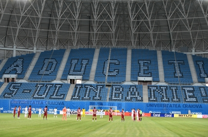 Universitatea Craiova - CFR Cluj 1-3 (03.08.2020)