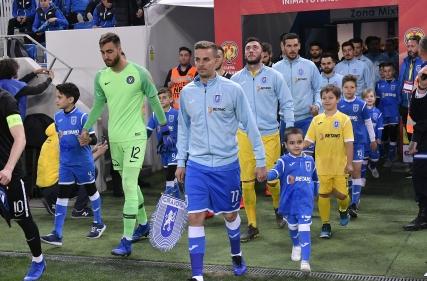 Universitatea Craiova - FC Viitorul 1 - 2 (04.04.2019)