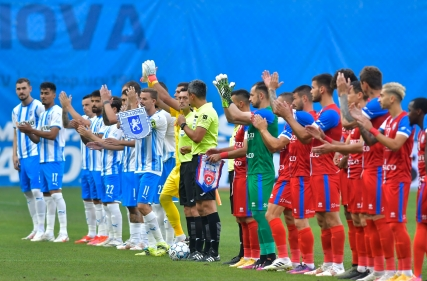 Universitatea Craiova - FC Botoșani 1 - 2 (01.08.2021)