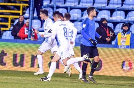 FC Viitorul - Universitatea Craiova 09.02.2020