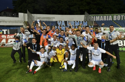 FC Botoșani - Universitatea Craiova 0-2 (19.07.2020)
