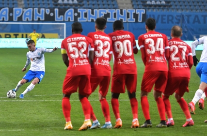 Universitatea Craiova - FC Hermannstadt 1-0 (19.02.2021)