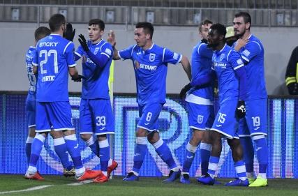 Universitatea Craiova - FC Voluntari 3 - 1 (10.12.2018)