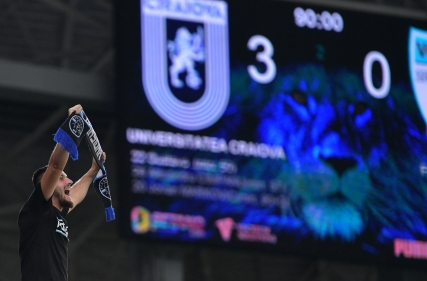 Universitatea Craiova - FC Voluntari 3 - 0 (09.08.2021)
