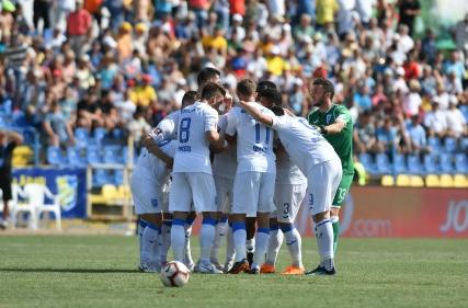 AFC Dunărea Călărași - Universitatea Craiova 1 - 3 (12.08.2018)