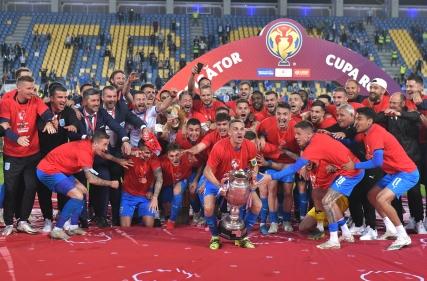 Astra Giurgiu - Universitatea Craiova 2-3 Finala Cupei României (22.05.2021)