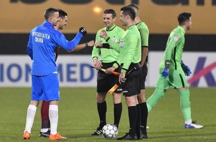 CFR Cluj - Universitatea Craiova 0-0 (22.12.2020)