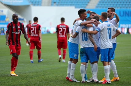 Universitatea Craiova - Astra Giurgiu 2 - 0 (30.08.2020)