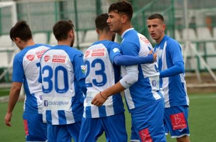 Universitatea Craiova II - Atletic Bradu 2 - 0