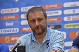 Conferința de presă premergătoare meciului cu Sepsi Sf. Gheorghe