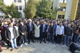 Universitatea Craiova a marcat deschiderea noului an universitar