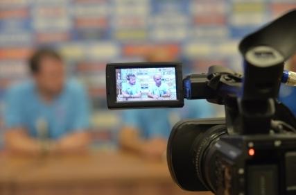 Conferința de presă premergătoare meciului cu CS Afumați