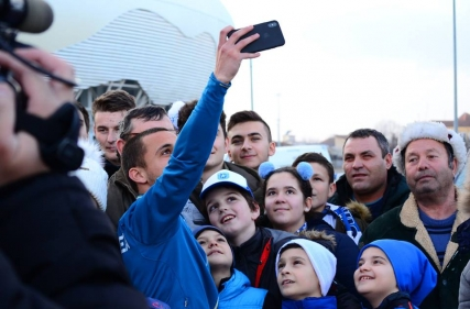 Suporterii și-au luat bilete cu Sepsi de la Alex Mitriță