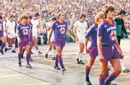 36 de ani de la victoria Științei cu Fiorentina