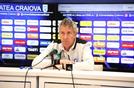 Declarații Cristiano Bergodi înaintea meciului cu FC Botoșani.