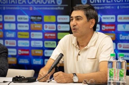 Prezentarea oficială a lui Victor Pițurcă