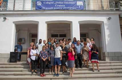 Alături de Universitatea Craiova în prima zi de școală
