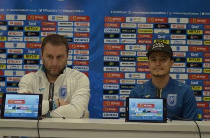 Conferința de presă premergătoare meciului cu Voluntari, 14.02.2018